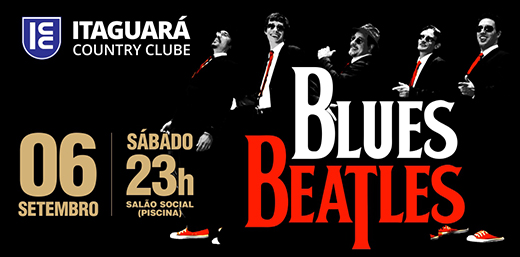 Blues Beatles no Itaguará